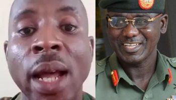 Soldier Who Called Out Army Chief, Buratai Feared Dead in Army Custody
