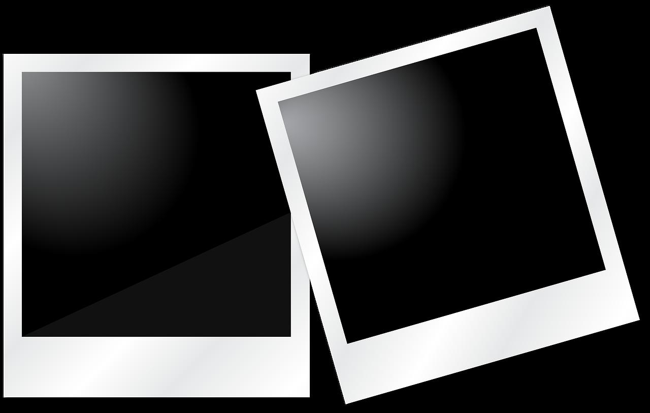 blank polaroid png - HD1280×813