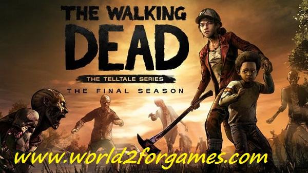 "Free Download The Walking Dead The Final Season ""FitGirl  Repack"""