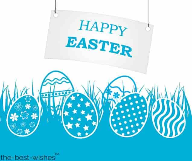 easter wishes to boss