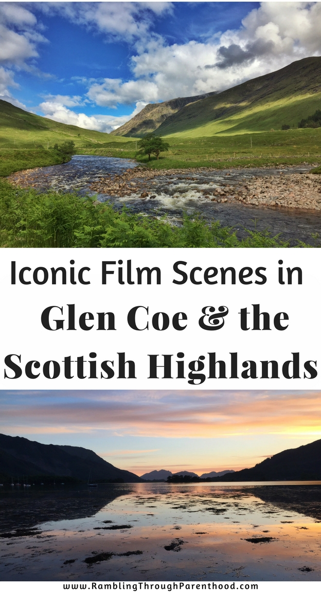 The unspoilt landscape of Glen Coe, its unpolluted air and stunning natural light make it the perfect location for an outdoor shoot. Here are some of cinema's iconic scenes set against the stunning backdrop of Glencoe and the Scottish Highlands.