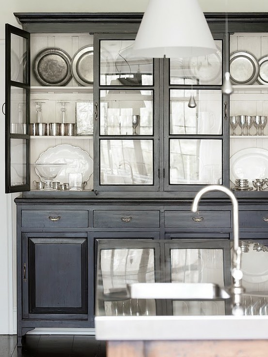 kitchen armoire best pull down faucet the house that a m built it is no secret i have penchant for free standing furniture in kitchens