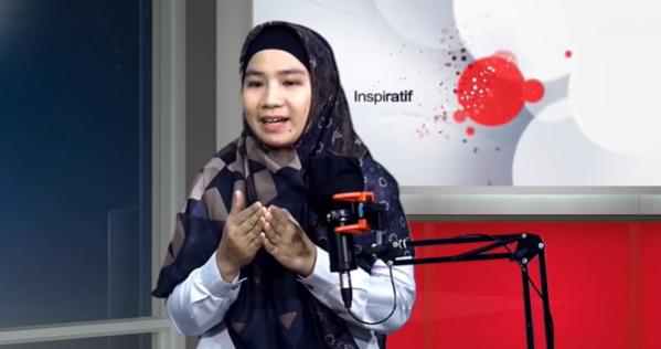 Cerita Dokter Carissa Grani Masuk Islam Karena Corona