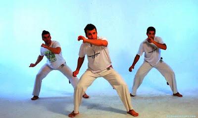 Armada teknik dasar gerakan capoeira - berbagaireviews.com