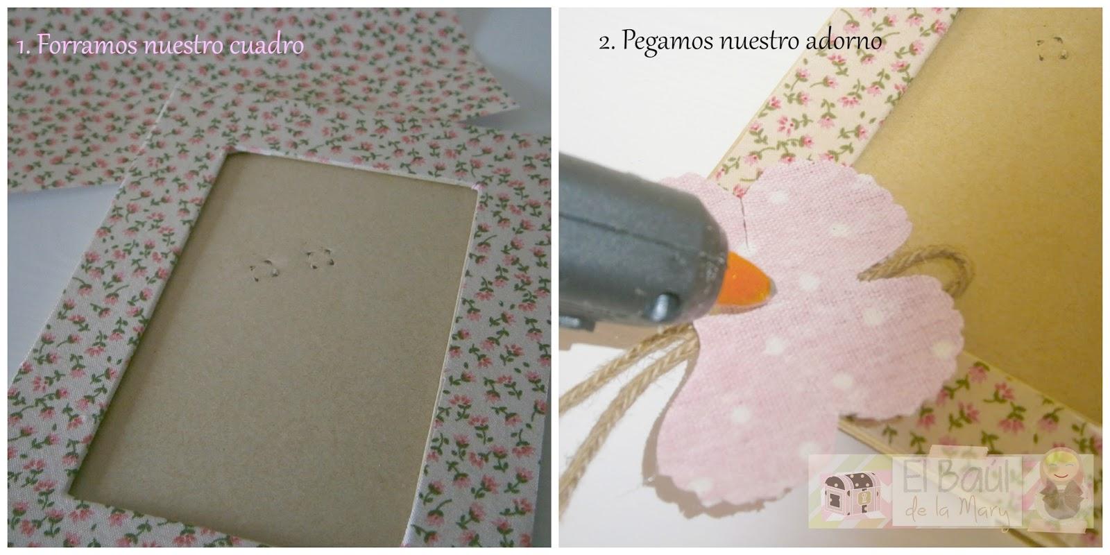 DIY: Marco de fotos personalizado - Handbox Craft Lovers | Comunidad ...