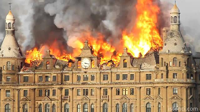 Bir demir yolu hikayesi; Haydarpaşa Garı: 2010 yılında çıkan yangın ve sonrası...