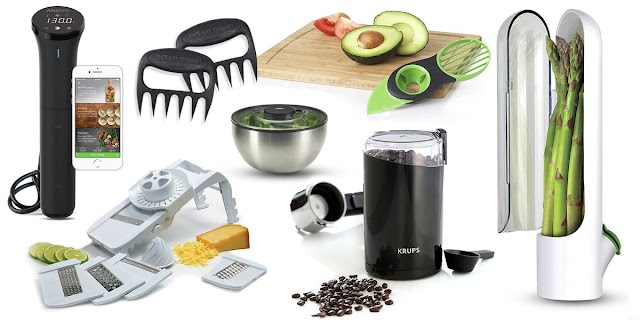 5 Useful Kitchen Gadgets Innovation You Should Keep In Your Kitchen