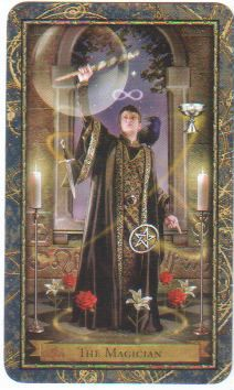 Lady Oracle Tarot: Virgo - Analytical and Precise, or Fussbudget