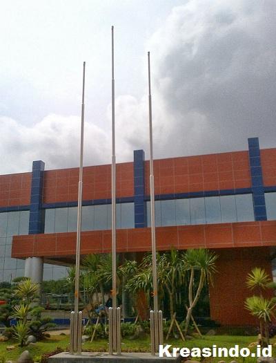 Gambar Tiang Bendera Jasa Tiang Bendera No Satu