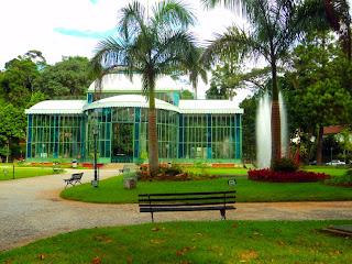 Chafariz da Direita do Palácio de Cristal, em Petrópolis