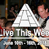 Live This Week: June 10th - 16th, 2018