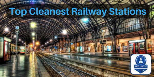 Cleanest Railway Stations, indian, indian railway, Visakhapatnam, Secunderabad, Jammu Tawi, Vijayawada, Anand Vihar, Lucknow, Ahmedabad, Jaipur, Pune, Bangalore,