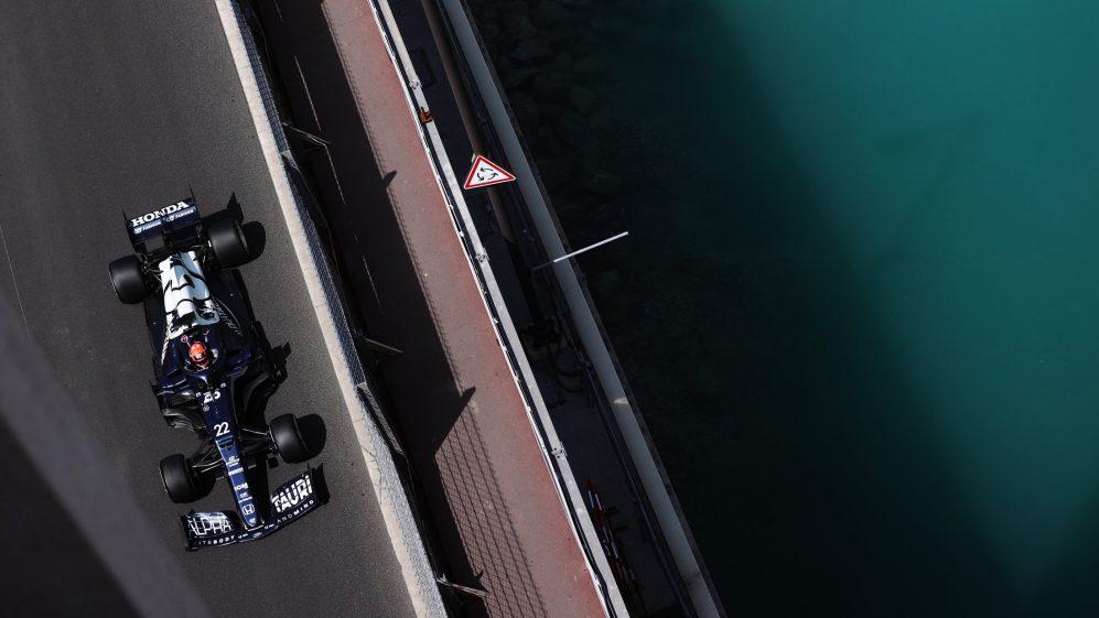 Tsunoda terminou em 16º em Mônaco para AlphaTauri, enquanto Pierre Gasly conquistou a P6