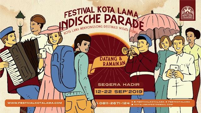 Event Diskusi Buku Di Festival Kota Lama Semarang
