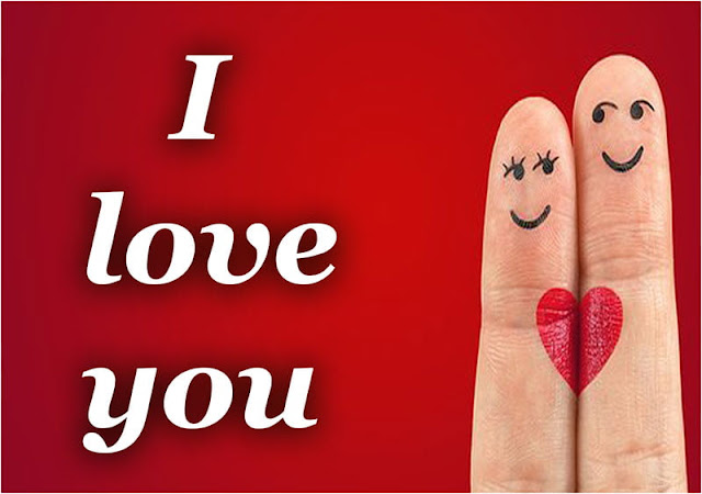 i love you photo download hd