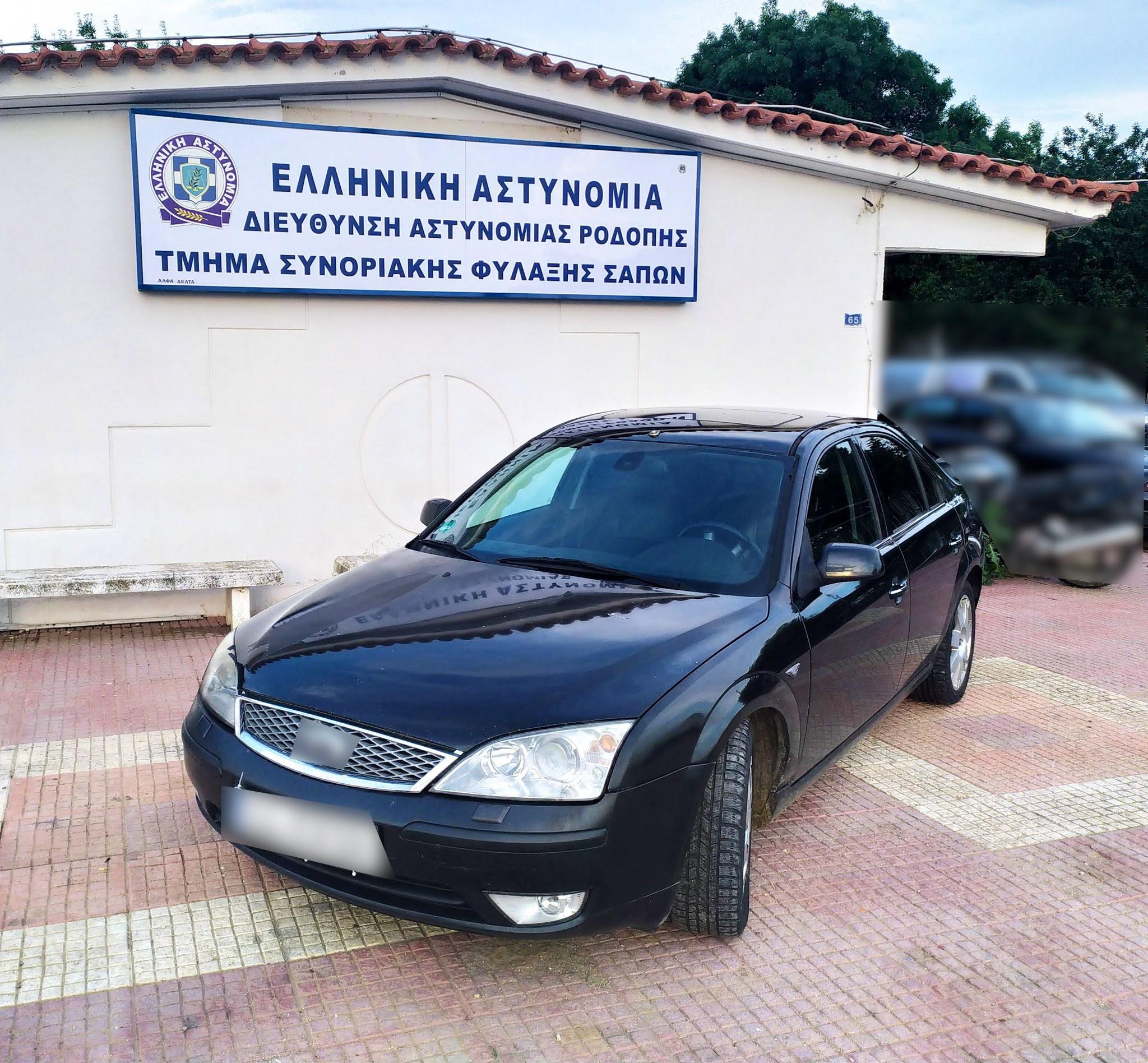 Με αμείωτο ρυθμό οι συλλήψεις διακινητών στη Θράκη [ΦΩΤΟ]