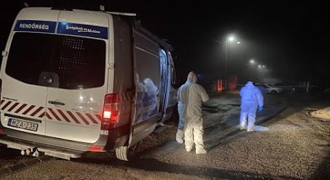 Gyilkosság történt Érden, egy 49 éves férfi az áldozat