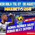 Hasil Pertandingan Sepakbola Tanggal 07 - 08 Agustus 2020
