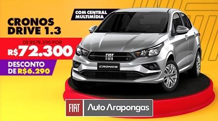FIAT AUTO ARAPONGAS - FILIAL IVAIPORÃ