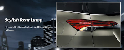 Stylish Rear Lamp