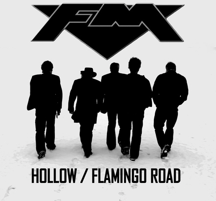FM - Hollow / Flamingo Road single artwork