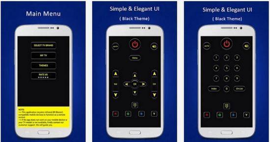 7 Aplikasi Remote Tv Terbaik di Android 2016