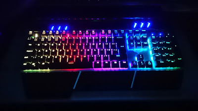 Mechanical Keyboard Best Cheap Gaming 2017 - Freeliveyoung.com - HAV-KB378L RGB