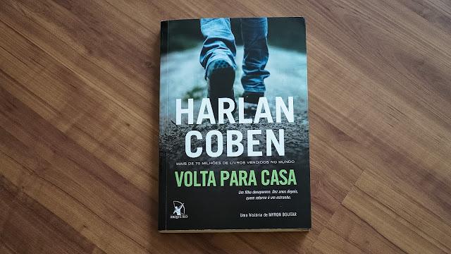 [Resenha] Volta para Casa de Harlan Coben