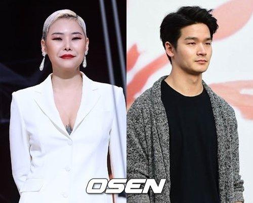 Cheetah'ın aktör Nam Yeon Woo ile sevgili olduğu ortaya çıktı