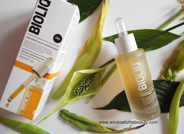 Bioliq Revitalising Serum review