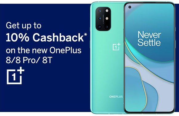 Oneplus Amex Offer