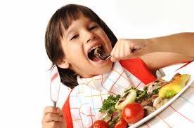 Makanan Sehat Untuk Gigi Si Kecil