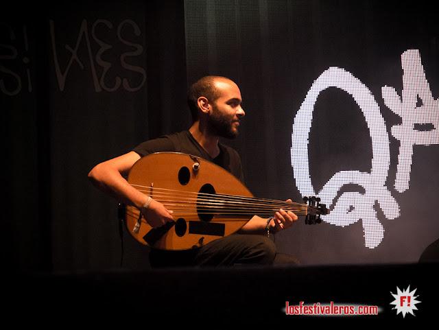 Mohamed Abozekry, oud, Al-Qasar, FMM Sines 2019