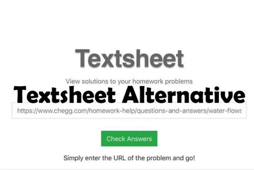 Websites like Textsheet