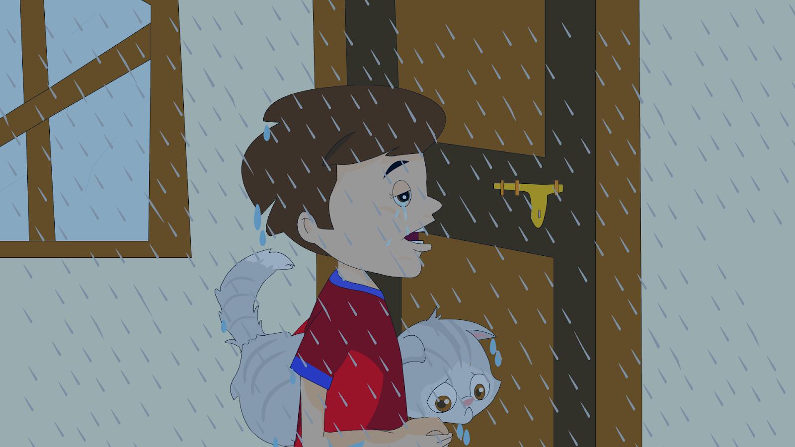Little Tinku - Moral Story For Kids