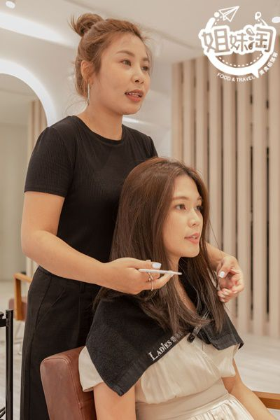 Ladies Hair Salon,高雄夜間洗髮,高雄夜間美甲,高雄妝髮,高雄整體造型,高雄幫忙化妝,高雄幫人化妝的店,高雄代客化妝
