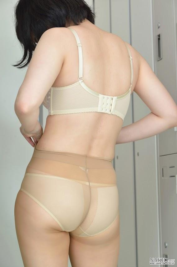 NakedArt-665 Naked-Art No.00665 Shoko Sonoda 園田彰子