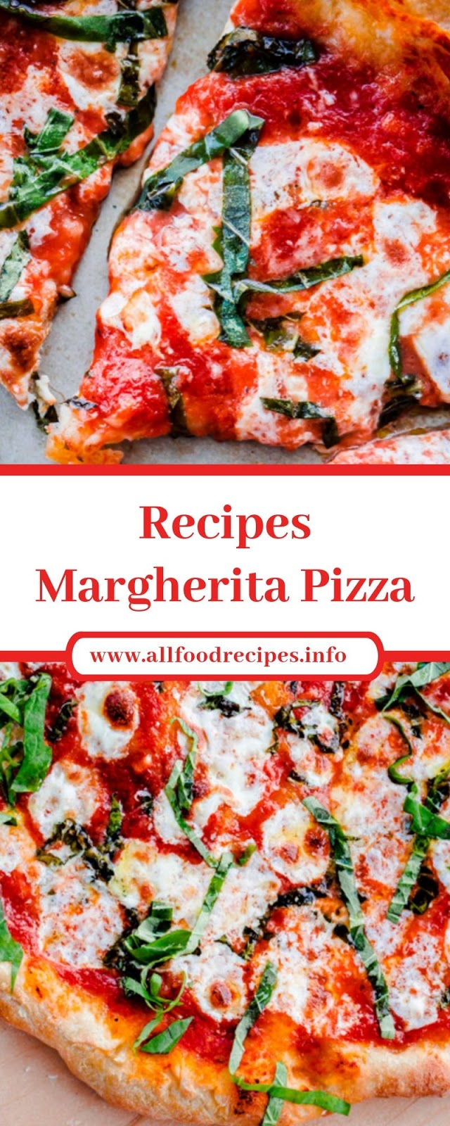 Recipes Margherita Pizza