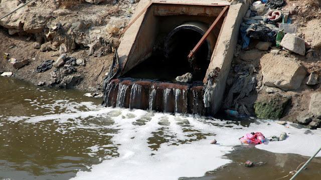 Aguas negras contaminan 30.000 hectáreas del sistema lagunario del Istmo de Tehuantepec en México