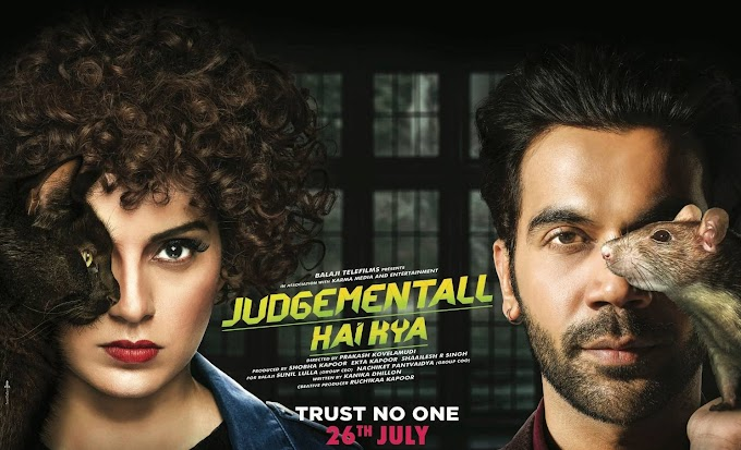 Judgemental Hai Kya | New Bollywood Movie Free Download - 2019