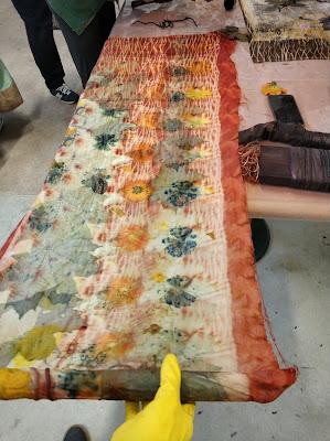 ecoprint ecoprinting corso corsi stampa vegetale