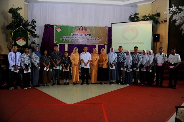 DWP Sumsel Gelar Peringatan HUT ke-17 Tingkat Provinsi