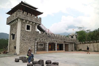 Lokasi The Lost World Castle Sleman