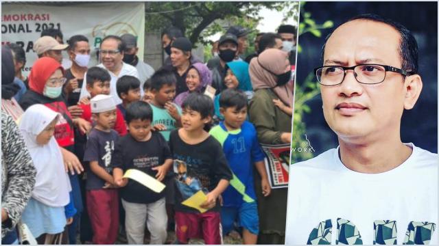 "Eka Gumilar Unggah Video Rizal Ramli Abaikan Prokes, ""Sedang Provokasi Warga?"""
