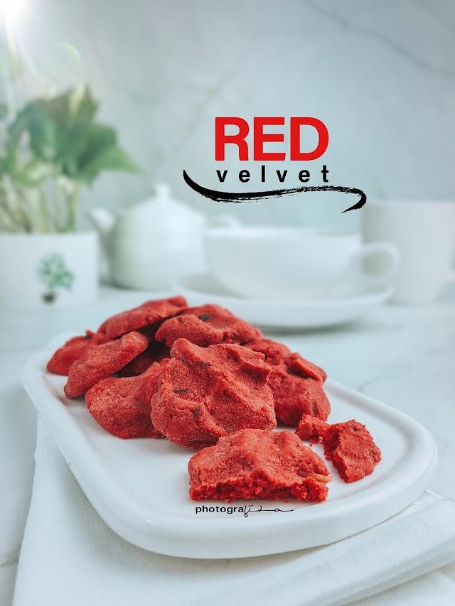 Kecewa Dengan Biskut Red Velvet