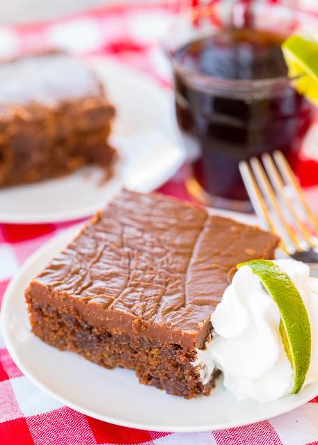 Chocolate Cake Diet Coke Recipe