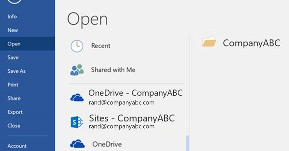 Rand's Blog: Mapping SharePoint Online and Microsoft Teams