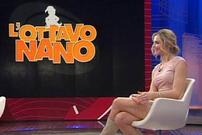 Francesca Fialdini gambe oggi belle