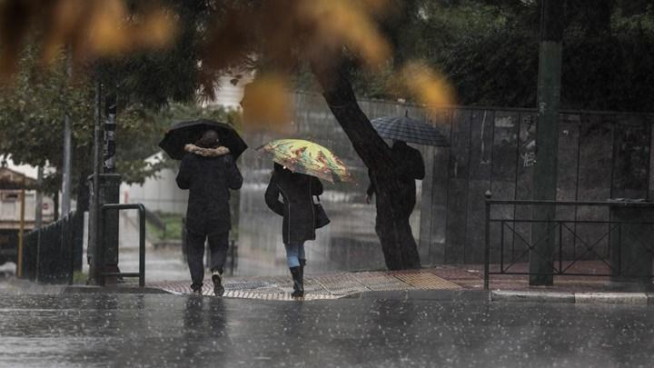 Καιρός: Βροχές και καταιγίδες σήμερα - Πού θα είναι ισχυρά τα φαινόμενα