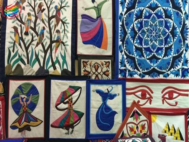 Khayameya - Egyptian Handicrafts